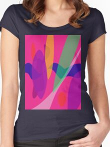 Southwest Wind Women's Fitted Scoop T-Shirt