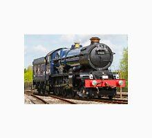 King Edward II Steam Train Locomotive Unisex T-Shirt
