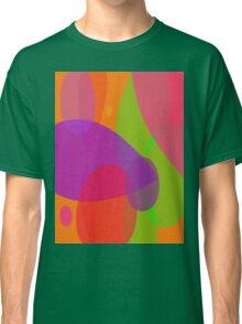 Flowers and Insects Classic T-Shirt