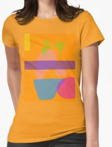 In the Room Womens Fitted T-Shirt