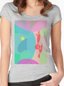 Information Women's Fitted Scoop T-Shirt