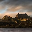 Cradle Mountain Panorama by Mieke Boynton