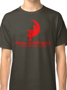 ScreamWorks (Red) Classic T-Shirt