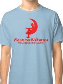 ScreamWorks (Red) Classic T-Shirt