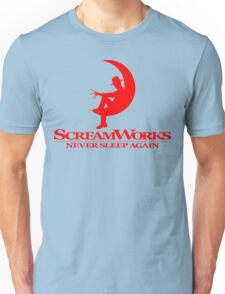 ScreamWorks (Red) Unisex T-Shirt