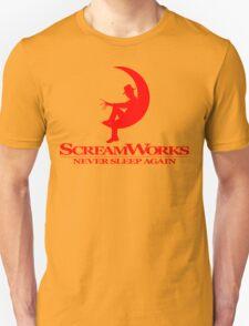 ScreamWorks (Red) Unisex T-Shirt