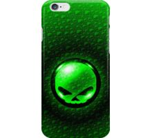 Harley Davidson Design - Green/Black iPhone Case/Skin