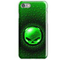 Harley Davidson Design - Green/Black iPhone Case/Skin
