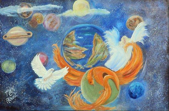 New World by Mikki Alhart