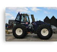 Lifeboat Tractor Canvas Print