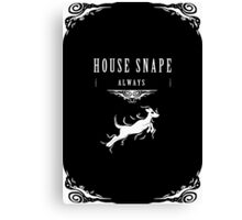 House Snape Canvas Print