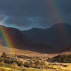 Poison Glen Rainbows by Derek Smyth