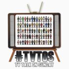 MS Paint Pixelated TV Characters '#TVTOS Special Edition' by inesbot