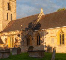 Welford on Avon, Warwickshire Sticker