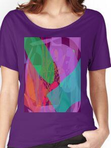 Melting Pot Women's Relaxed Fit T-Shirt