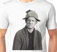 Watson doesn't like funny hats Unisex T-Shirt