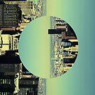 New York City Invert by hunnydoll