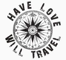 Have Love_black_print by Delfia22