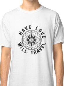 Have Love_black_print Classic T-Shirt