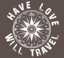 Have Love_white_print T-Shirt