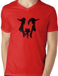 Team Rocket - Pokemon Mens V-Neck T-Shirt