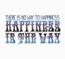 Happiness Is The Way - Purple Haze by lilpoisonberryy