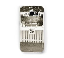 Vintage Produce Stand Samsung Galaxy Case/Skin