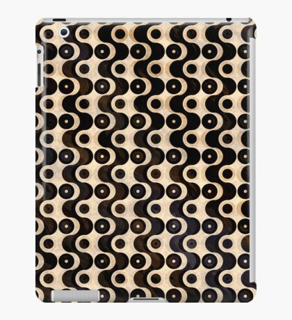 Retro Pattern iPad Case/Skin