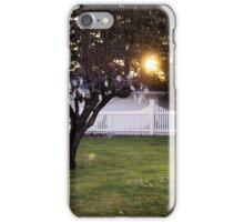 Golden Orb iPhone Case/Skin