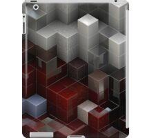 Cubes iPad Case/Skin