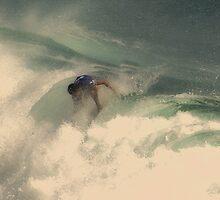 The Hidden Surfer by louisealex