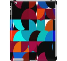 Colorful geometric pattern iPad Case/Skin