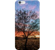 Outback Sunset         (EH) iPhone Case/Skin
