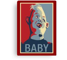 "Sloth from The Goonies - ""Baby"" Canvas Print"