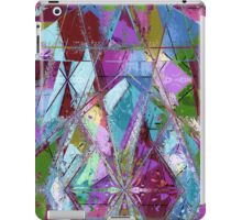 Abstract triangle iPad Case/Skin