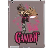 Gambit Superheroes T-Shirt iPad Case/Skin