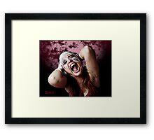 Trauma Ward Framed Print