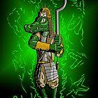 Sobek, Crocodile God by Siegeworks .