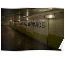 Subway - Onwards And Upwards Poster