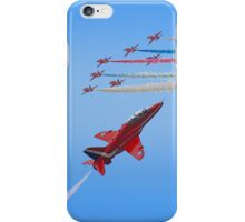 Red Arrows i Phone Case iPhone Case/Skin