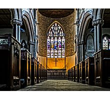St Lawrence Church Hungerford Berkshire Photographic Print