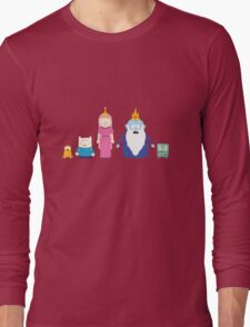Adventure Park - Welcome to Coloradooo Long Sleeve T-Shirt