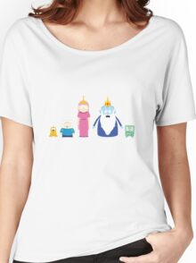 Adventure Park - Welcome to Coloradooo Women's Relaxed Fit T-Shirt