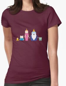 Adventure Park - Welcome to Coloradooo Womens Fitted T-Shirt
