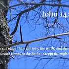 John 14:6 by DreamCatcher/ Kyrah Barbette L Hale