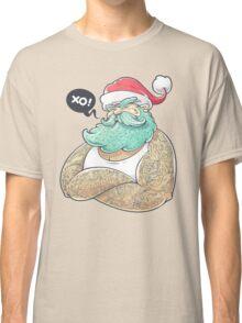 Hipsta Claus Classic T-Shirt