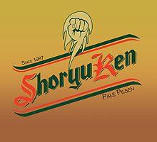 Shoryuken pale pilsen by Nana Leonti