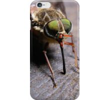 Horse Fly iPhone Case/Skin
