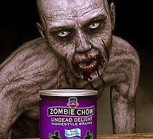 Zombie Chow by Liam Liberty