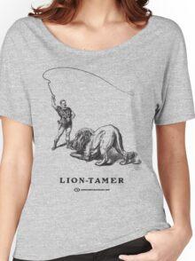 Lion Tamer Women's Relaxed Fit T-Shirt